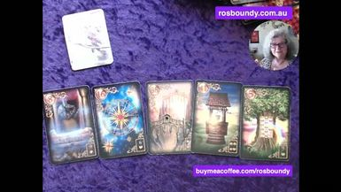 27th September 2021  Daily card spread Reading