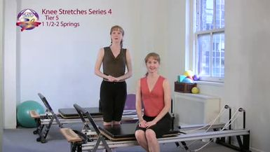 Knee Stretches Series 4