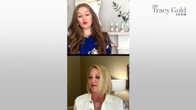 How to Have Gorgeous Hair Over 40 - Tracy Gold Show