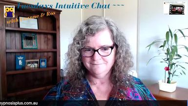 Tuesdays Intuitive Chat with Leanne & Ros - 31st March 2020 Join in for an hour of Fun & Chatting