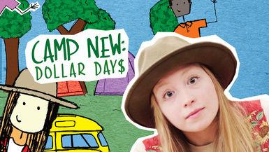 Camp New-Dollar Days