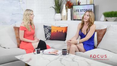 Life Stories with Joanna Garzilli: Amy Rose on Yoga From Grief to Joy