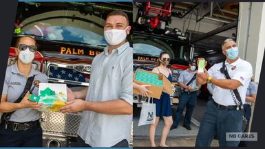 NB Cares - Palm Beach Donations