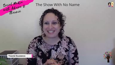 The Show With No Name - S1 Ep 39 Recovery Live Streams