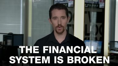This Is Not Normal: The Financial System Is Broken