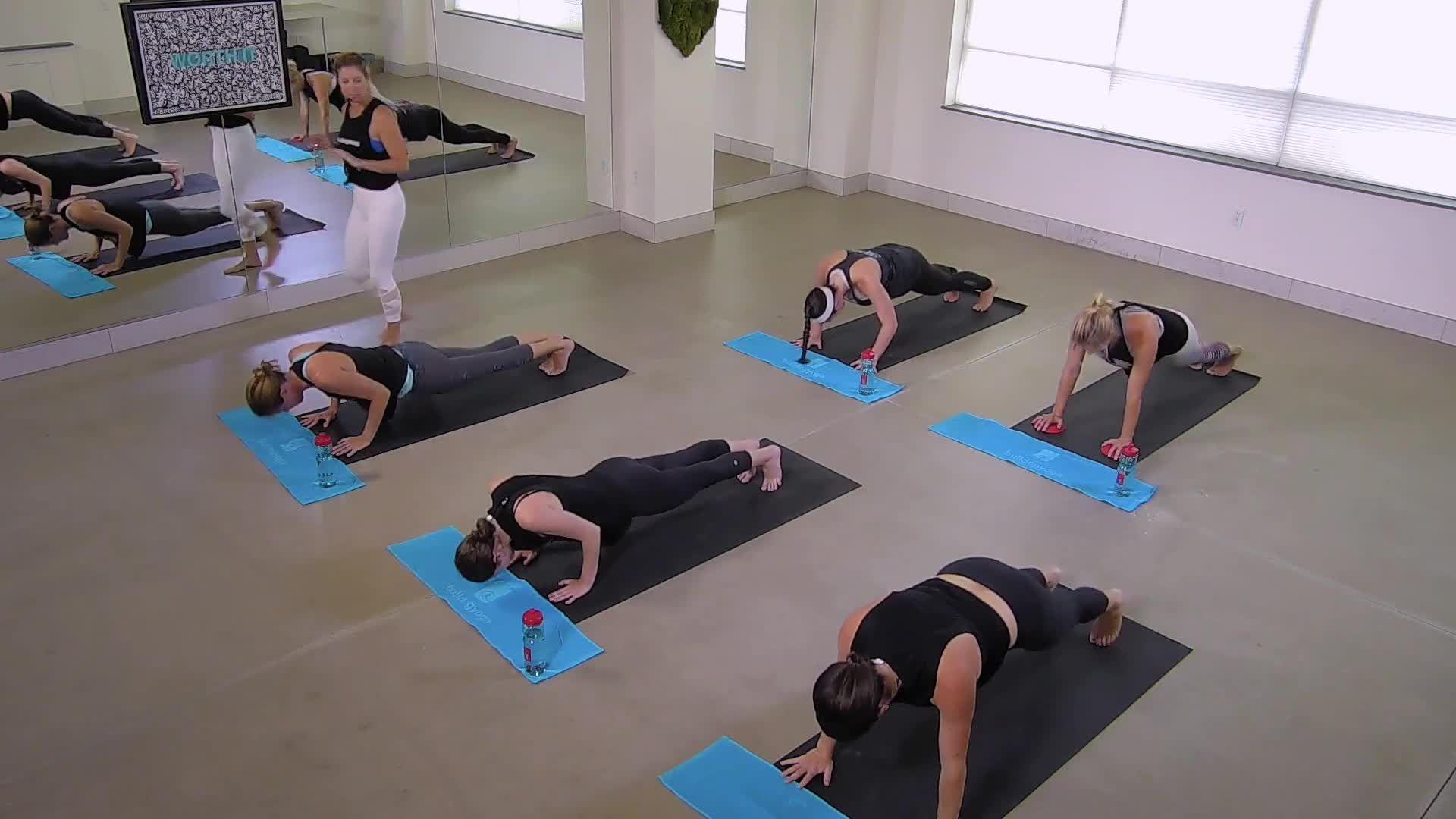 Fast & Fiery Yoga Flow