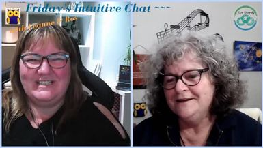 16th July 2021  Friday's Intuitive Chat with Leanne & Ros