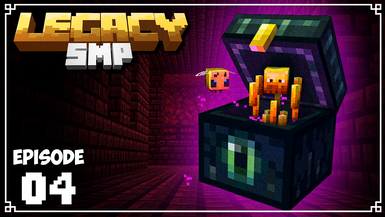 "Legacy SMP - Ep. 04 - ""BACKPACKS"" & SERVER SHOPS!"