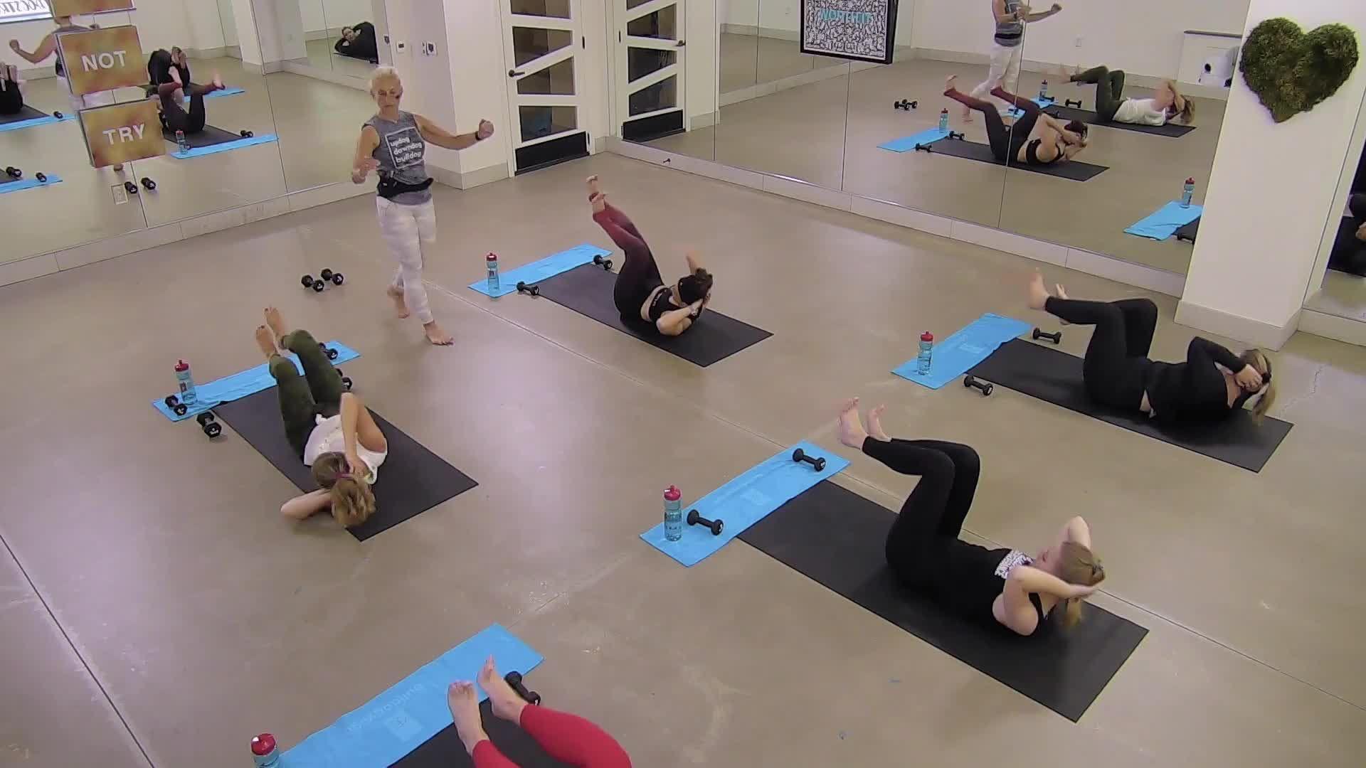 Yoga Sculpt - Upper Body Focused