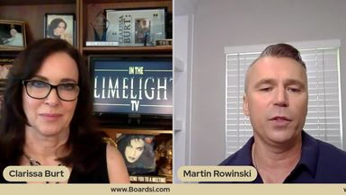 In The Limelight Interviews Martin Wowinski