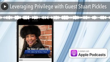 Leveraging Privilege with Guest Stuart Pickles
