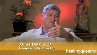 Compassion and Health with Dr. James Doty (2:43)