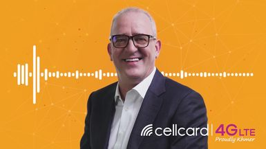 Ian Watson, CEO, Cellcard Cambodia, A DotCom Magazine Exclusive Interview