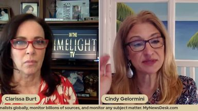 In The Limelight Interviews Cindy Gelormini