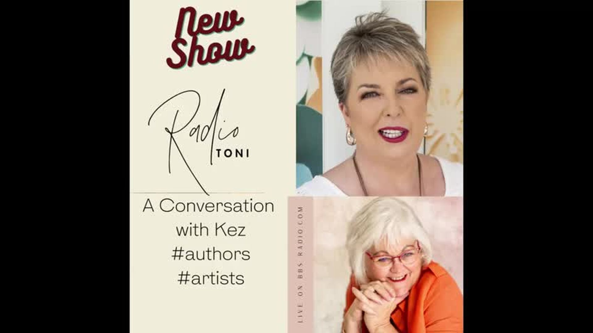 Radio Toni A Conversation with Kez