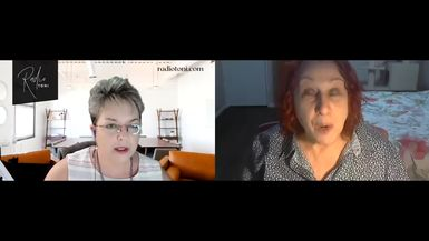 Radio Toni Every Day Business with Psychic Shelley Hofberg