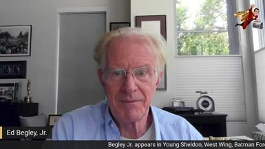 Secrets to Young Sheldon and the Environment, Ed Begley Jr