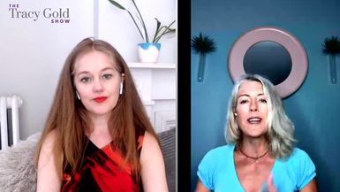 Binge Eating and Shame With On Air With Ella - Tracy Gold Show