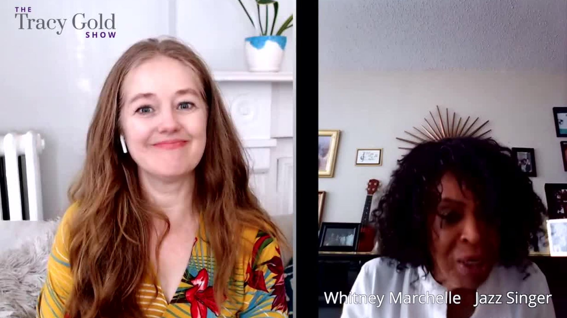 It's Never Too Late to Pursue Your Dreams With Whitney Marchelle - Tracy Gold Show