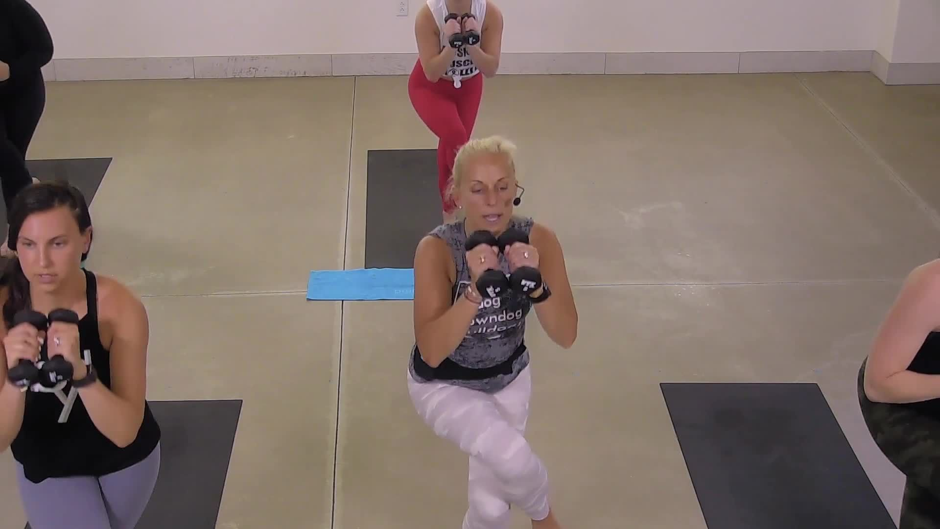 Yoga Sculpt - Core Focused
