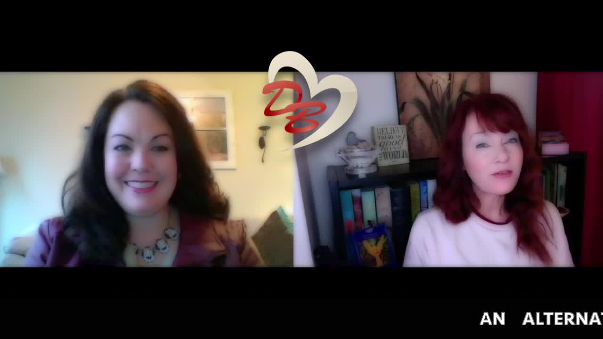 AN ALTERNATIVE VIEW - EPISODE TWENTY - INTERVIEW WITH SHANNON GRACE - THE POWER OF THE LIGHT
