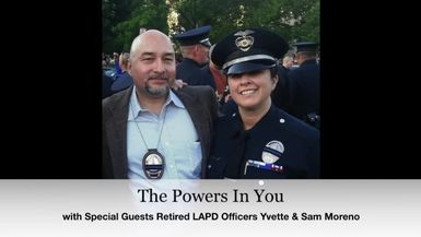 THE POWERS IN YOU- EPISODE 2 - IS DEFUNDING THE POLICE THE ANSWER?
