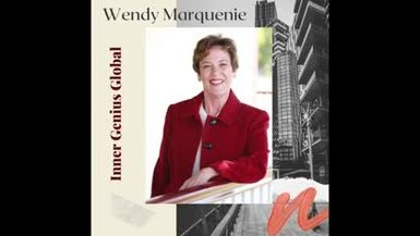 Radio Toni with Wendy Marquenie and Inner Genius Global