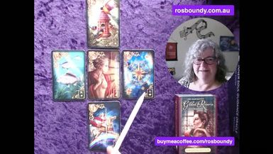 18th October 2021  Daily LENORMAND Card Spread