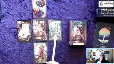 23rd September 2021  Daily card spread Reading