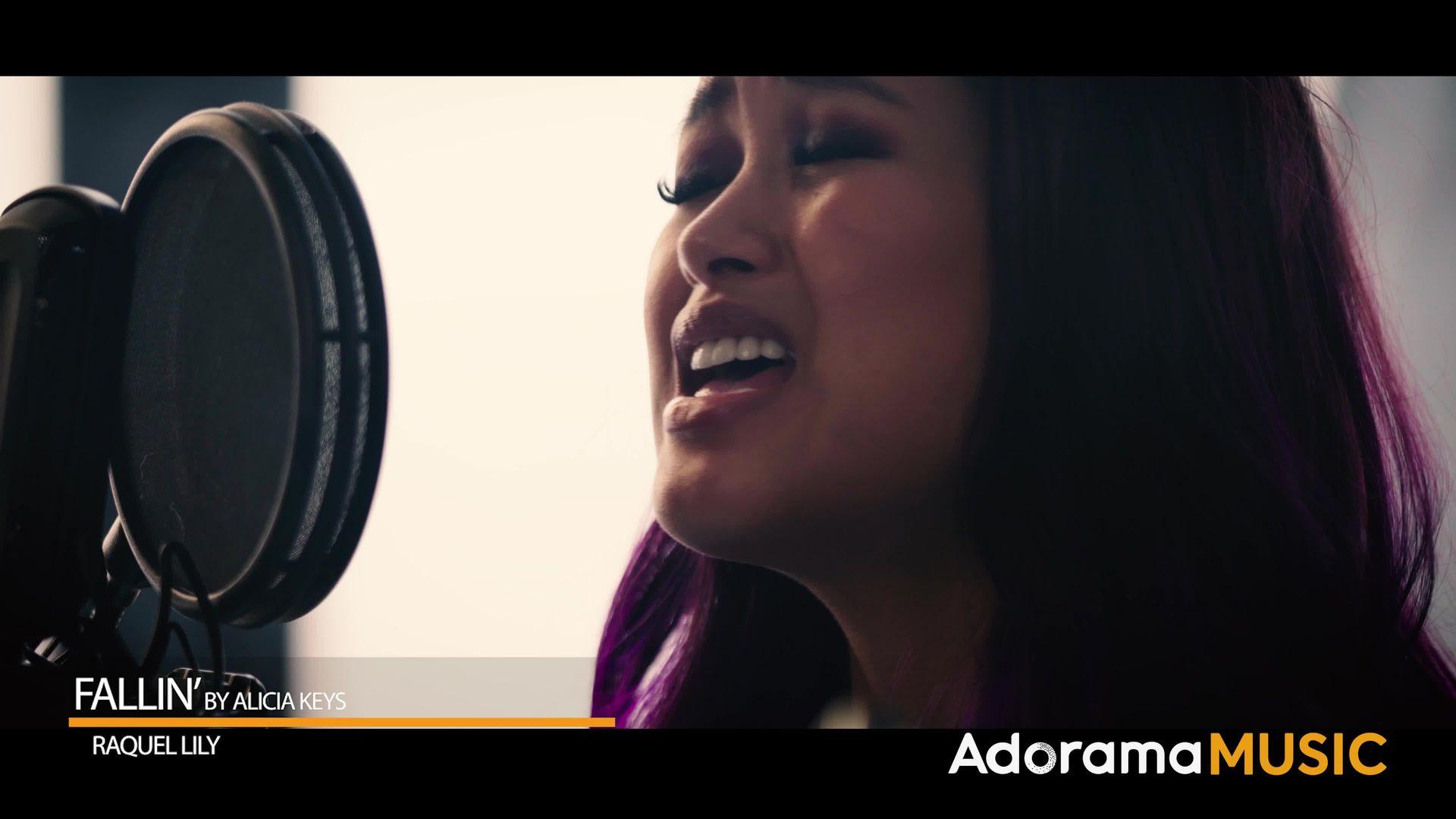 Raquel Lily - Fallin' (Alicia Keys Cover) | AMPLIFIED