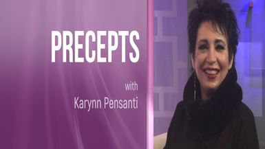Precepts Hosted by Karynn Pensanti, with Special Guest, Pastor Jackson