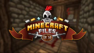 The Minecraft Files - #270 - Fireworks Storage!