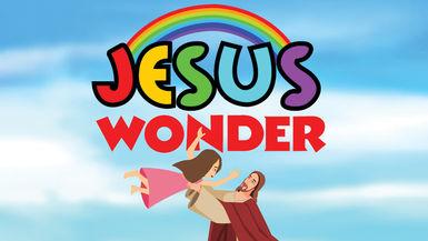 Jesus Wonder - Jesus Heals A Man Born Blind