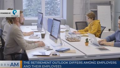 BRN AM | The retirement outlook differs among employers and their employees