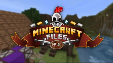 The Minecraft Files - #296 Medieval Town Hall Build