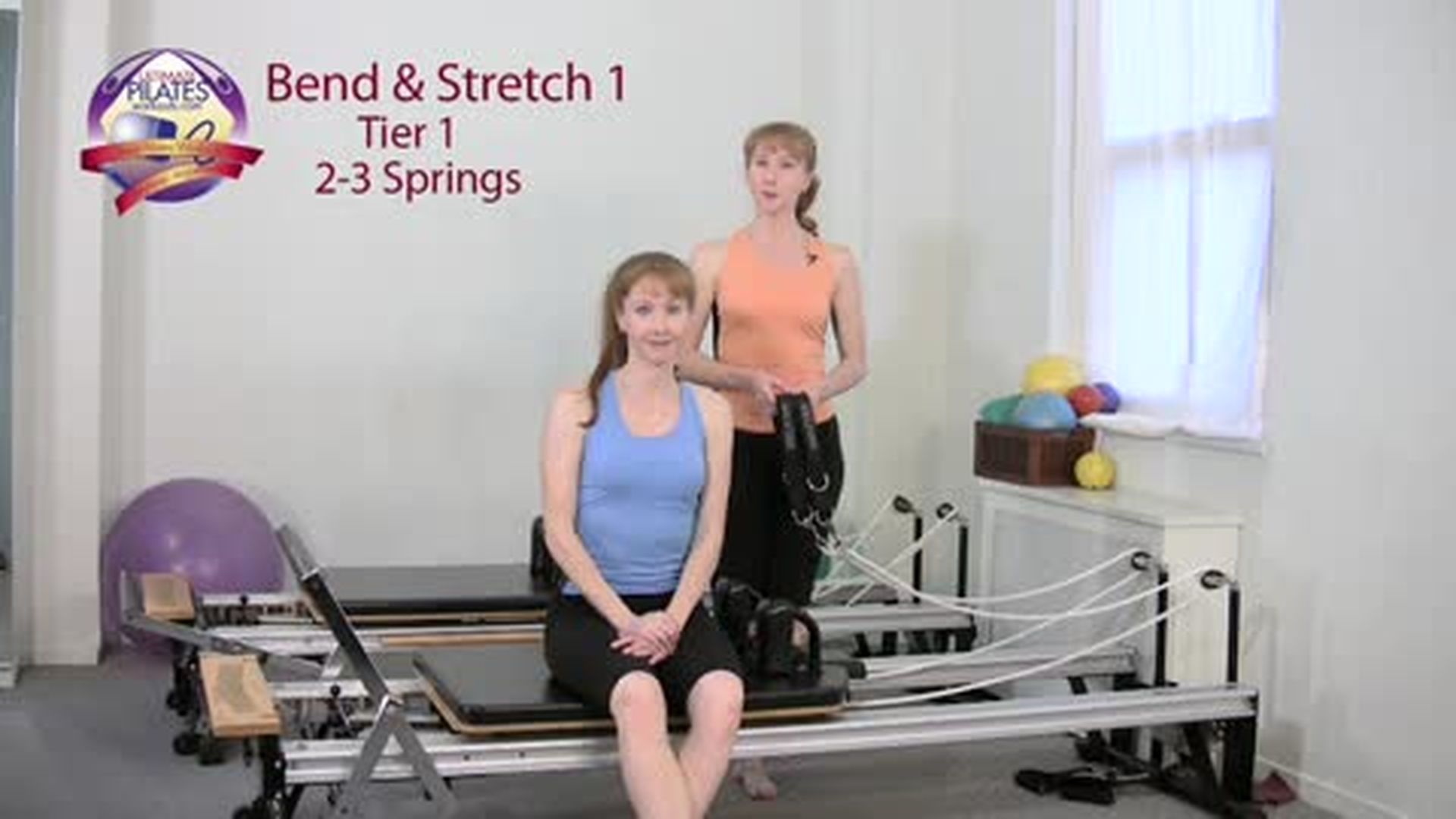 Bend and Stretch Series 1