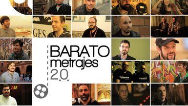 BARATOMETRAJES 2.0: EL FUTURO DEL CINE HECHO EN ESPAÑA (BARATOMETRAJES 2.0 (Spaniard-Low-Budget-Films with High Ambitions)