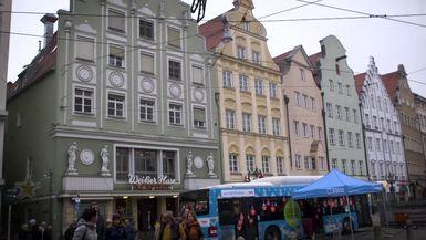 THE DESIGN TOURIST, EPISODE 3, Explore Augsburg