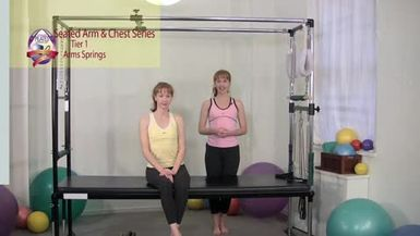 Seated Arm and Chest Series