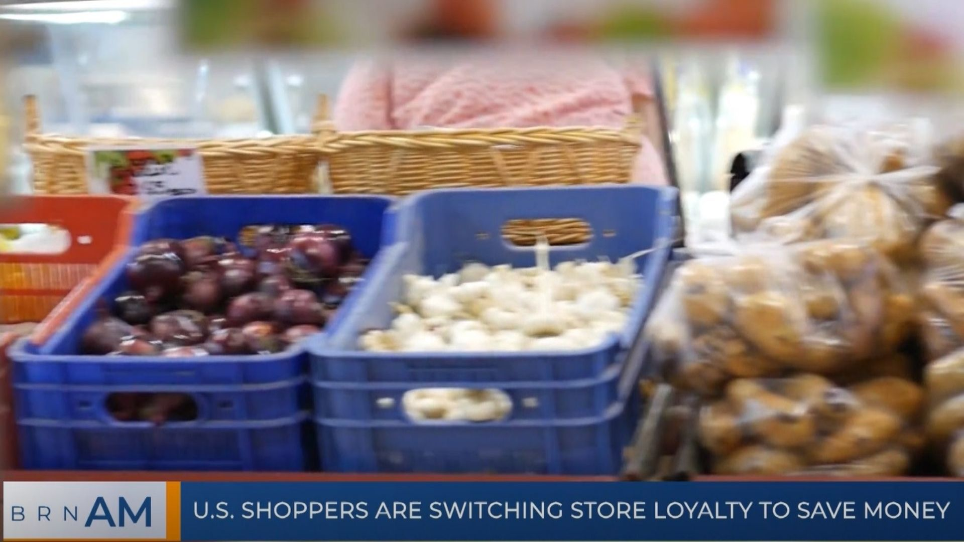 BRN AM   U.S. shoppers are switching store loyalty to save money