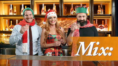 MIX S2 E13 Cocktails For The Holidays