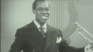 Louis Armstrong - Swingin' on Nothin'