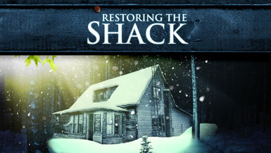 Restoring The Shack - The Cave
