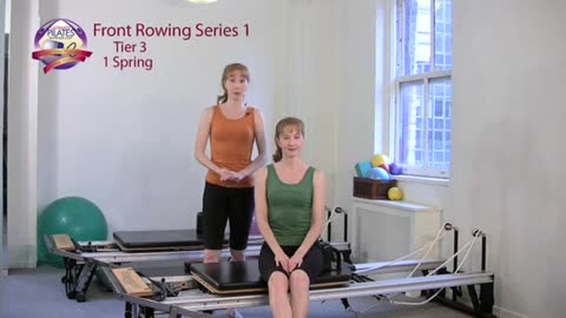 Front Rowing Series 1