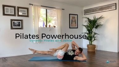 AZULFIT - Instant Pilates Power House in 20min