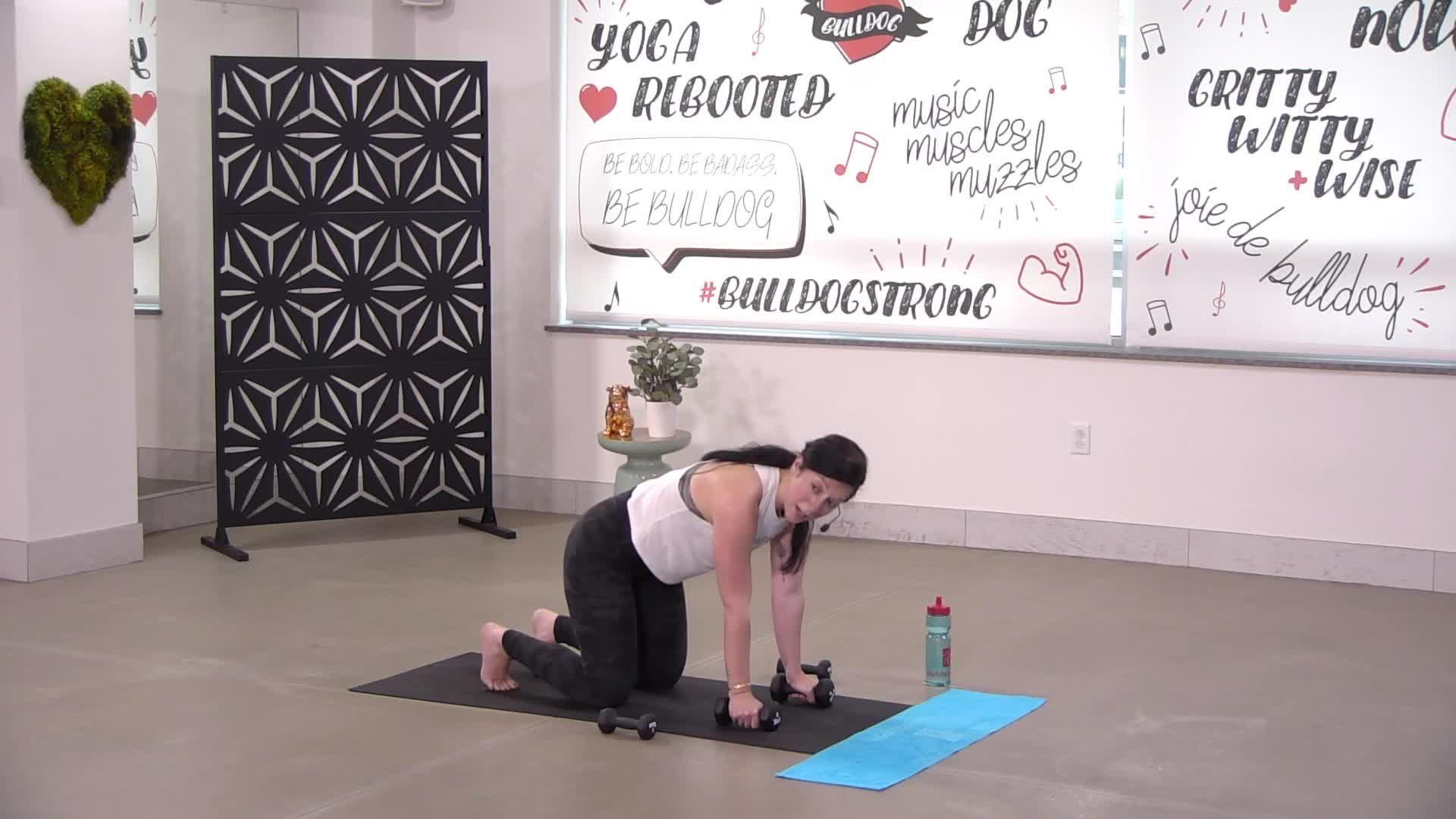 Yoga Sculpt - Cardio
