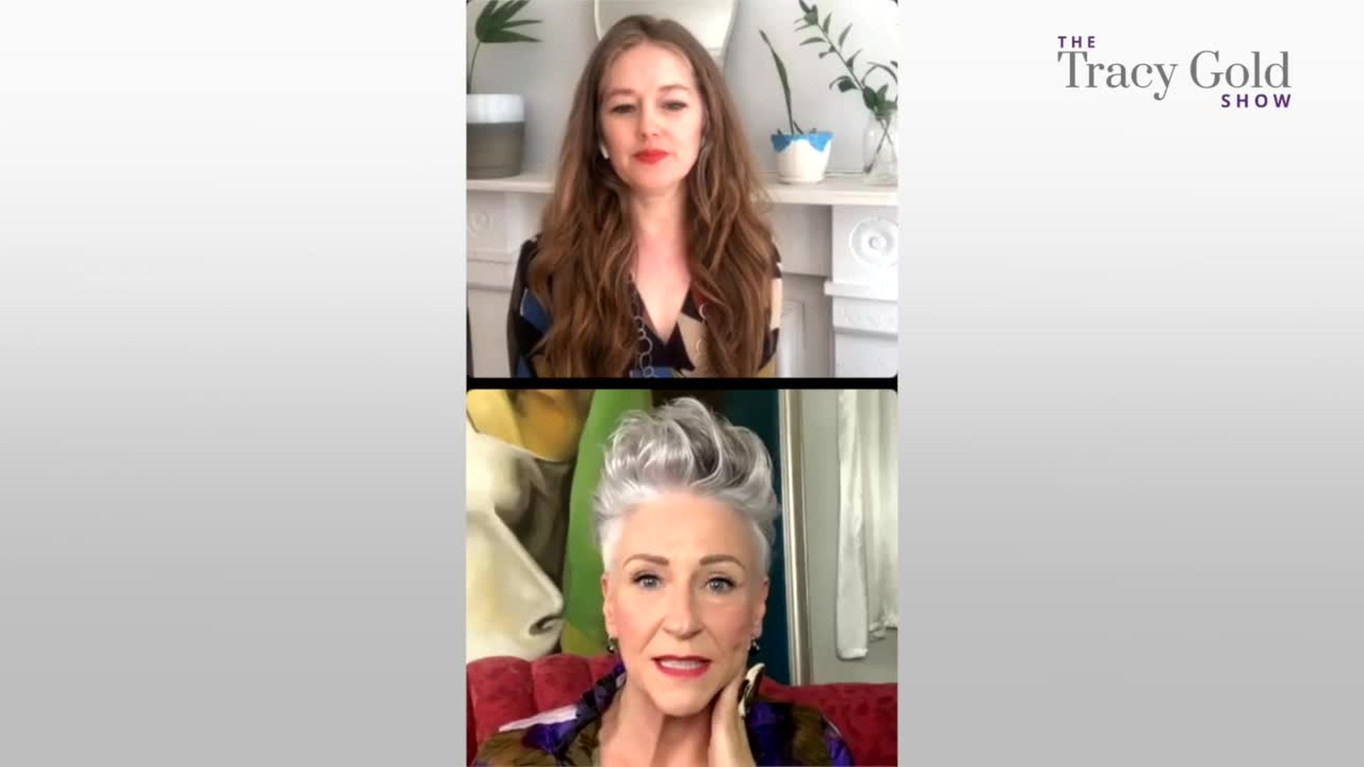 Bolder and Braver With Age - Tracy Gold Show