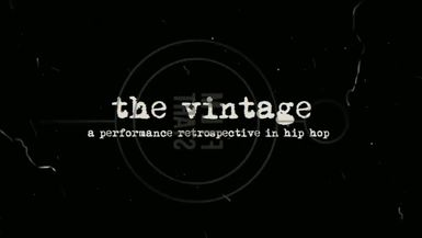 The Vintage Ep. 1