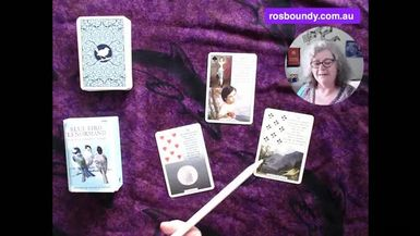5th September 2021 Daily LENORMAND card spread