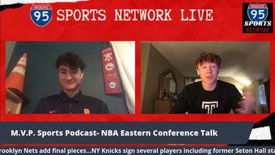 DEBUT of the M.V.P. Sports Podcast